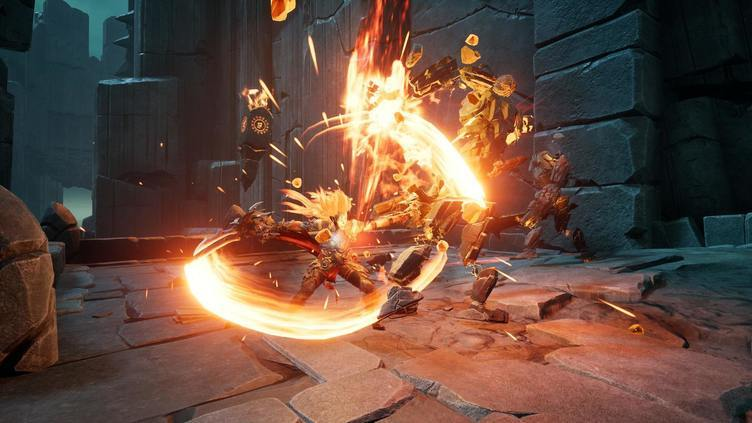 Darksiders III - Keepers of the Void Screenshot 7