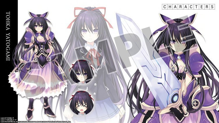 DATE A LIVE Rio Reincarnation Deluxe Pack Screenshot 2