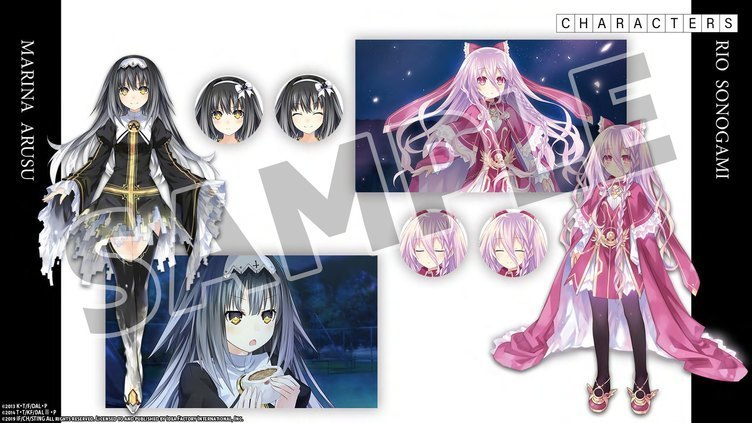 DATE A LIVE Rio Reincarnation Deluxe Pack Screenshot 4