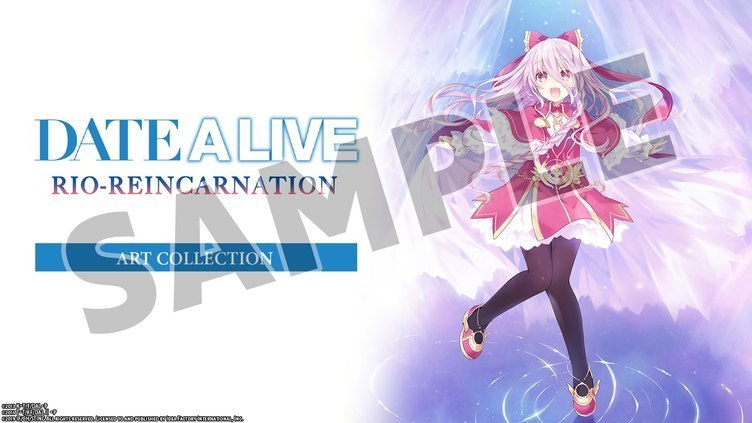 DATE A LIVE Rio Reincarnation Deluxe Pack Screenshot 6
