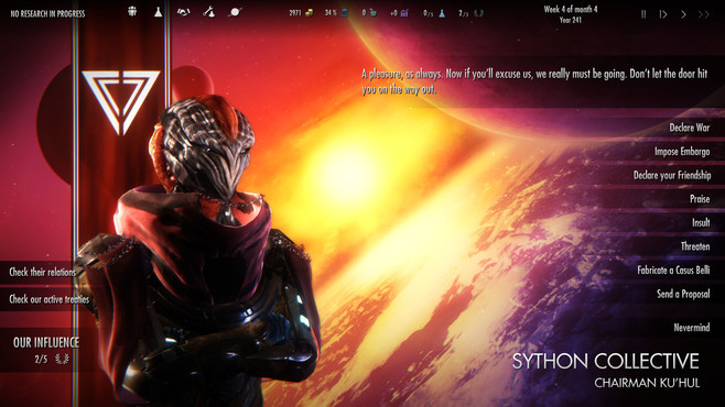 Dawn of Andromeda Screenshot 1
