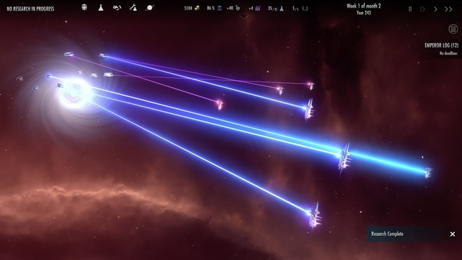Dawn of Andromeda Screenshot 5