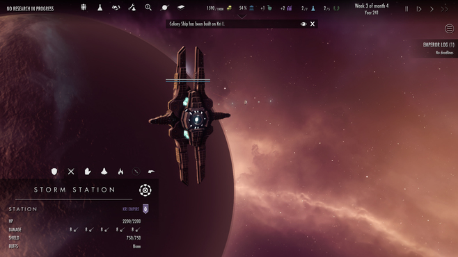 Dawn of Andromeda: Subterfuge Screenshot 7