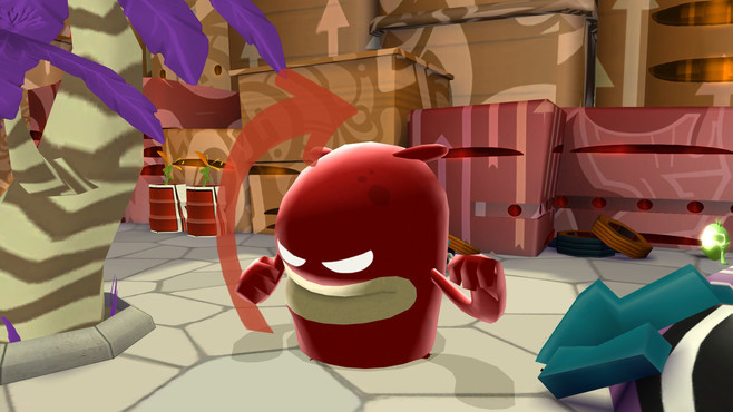 de Blob Screenshot 1