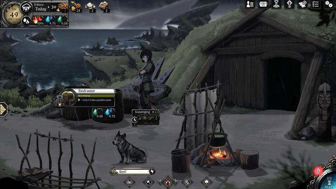 Dead In Vinland - The Vallhund Screenshot 2