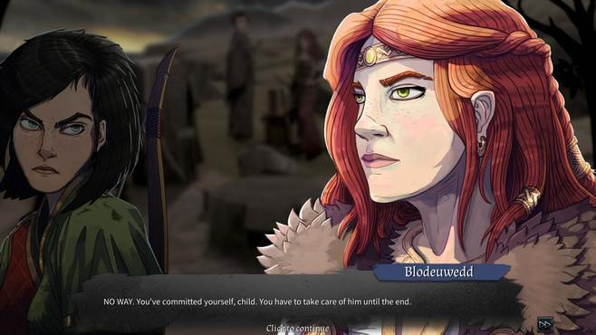 Dead In Vinland - The Vallhund Screenshot 3