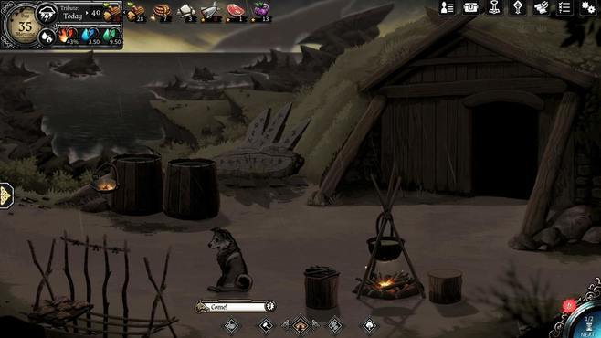 Dead In Vinland - The Vallhund Screenshot 5