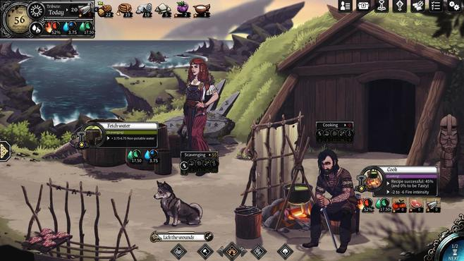 Dead In Vinland - The Vallhund Screenshot 6