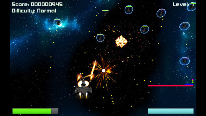 Deep Space Invaders Screenshot 4
