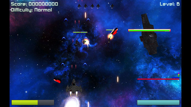 Deep Space Invaders Screenshot 5