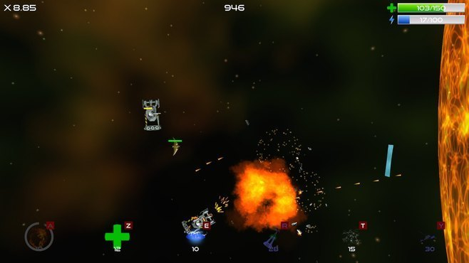 Deep Space Reflections Screenshot 4