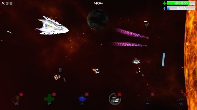 Deep Space Reflections Screenshot 5