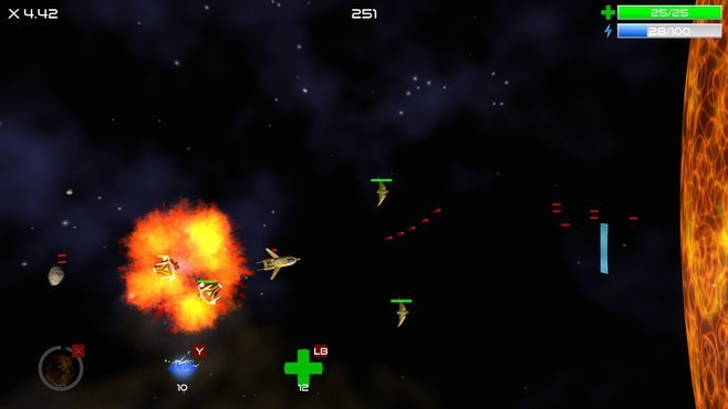 Deep Space Reflections Screenshot 7