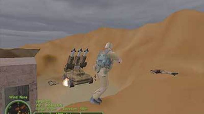Delta Force: Task Force Dagger Screenshot 2