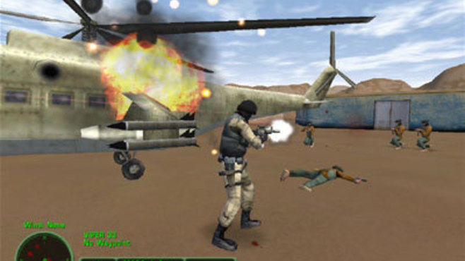 Delta Force: Task Force Dagger Screenshot 10