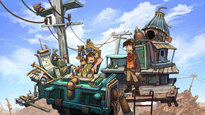 Deponia Screenshot 9