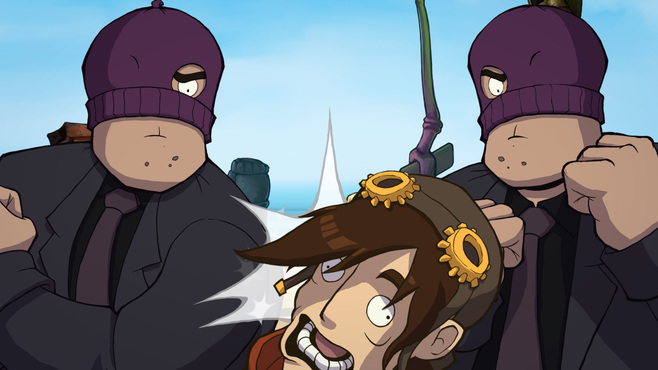 Deponia 2: Chaos on Deponia Screenshot 3