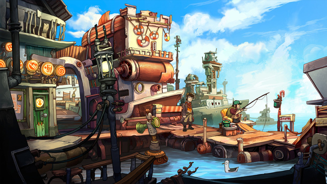 Deponia 2: Chaos on Deponia Screenshot 8