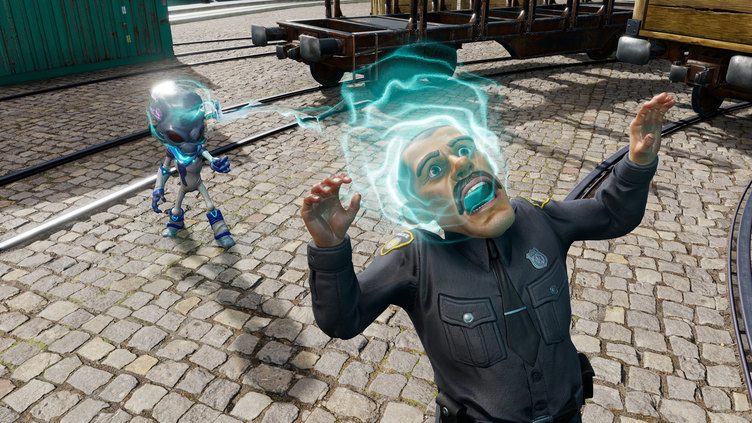 Destroy All Humans! Screenshot 3