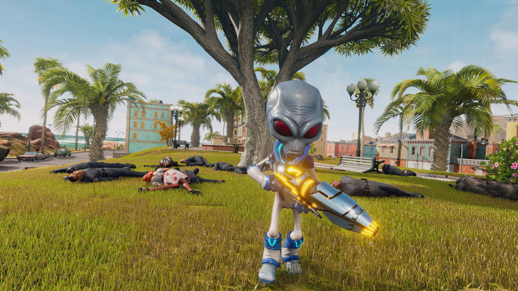 Destroy All Humans! Screenshot 6