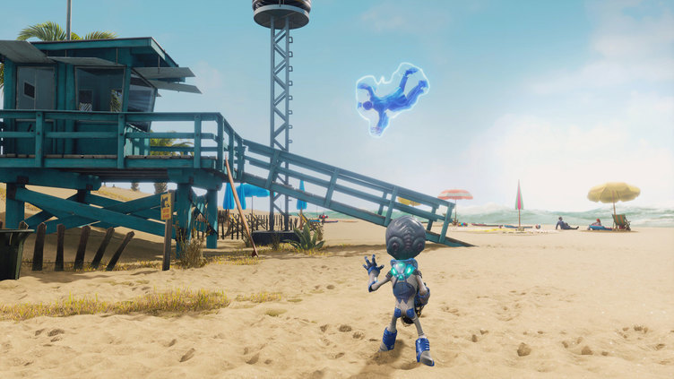 Destroy All Humans! Screenshot 10
