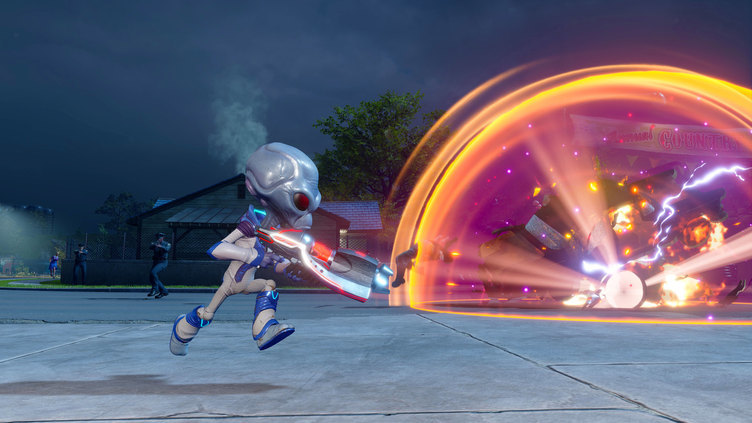 Destroy All Humans! Screenshot 12