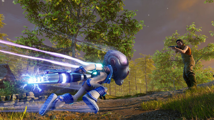 Destroy All Humans! Screenshot 13