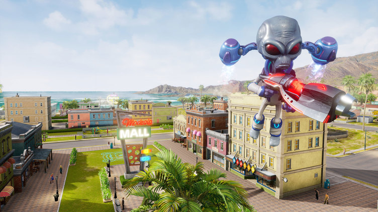 Destroy All Humans! Screenshot 14