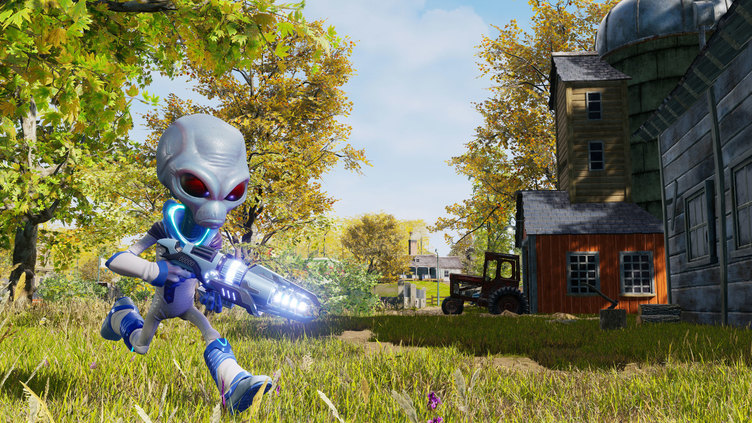 Destroy All Humans! Screenshot 17