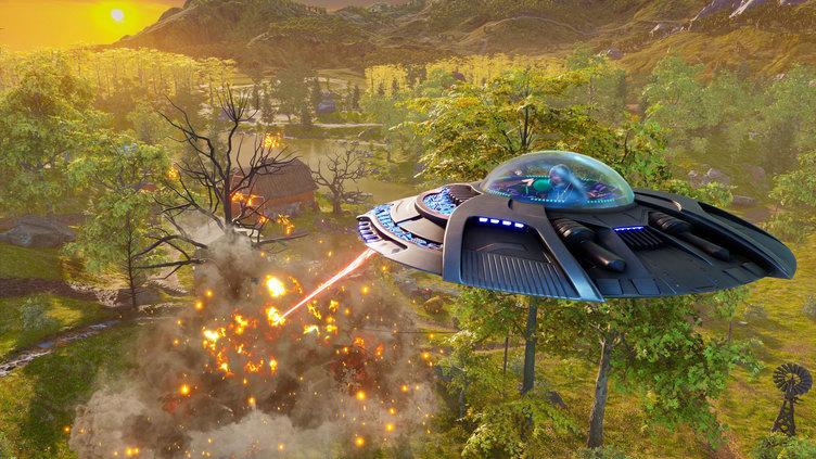 Destroy All Humans! Screenshot 18