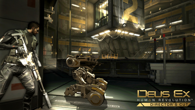 Deus Ex: Human Revolution - Director's Cut Screenshot 1