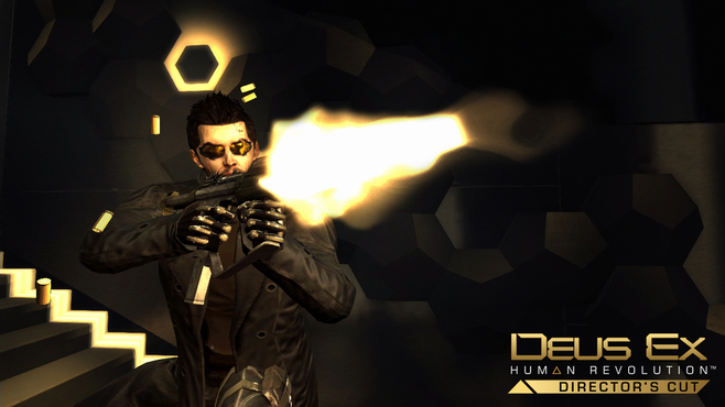 Deus Ex: Human Revolution - Director's Cut Screenshot 2