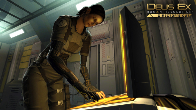 Deus Ex: Human Revolution - Director's Cut Screenshot 3