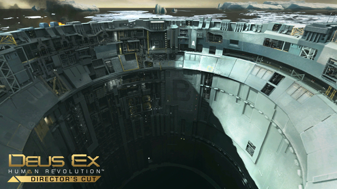 Deus Ex: Human Revolution - Director's Cut Screenshot 9