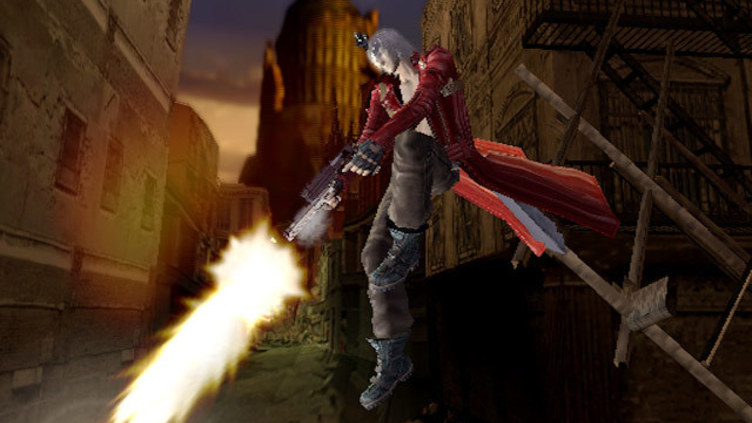 Devil May Cry® 3 Special Edition Screenshot 1