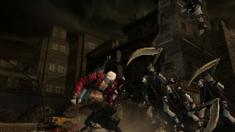 Devil May Cry® 3 Special Edition Screenshot 3