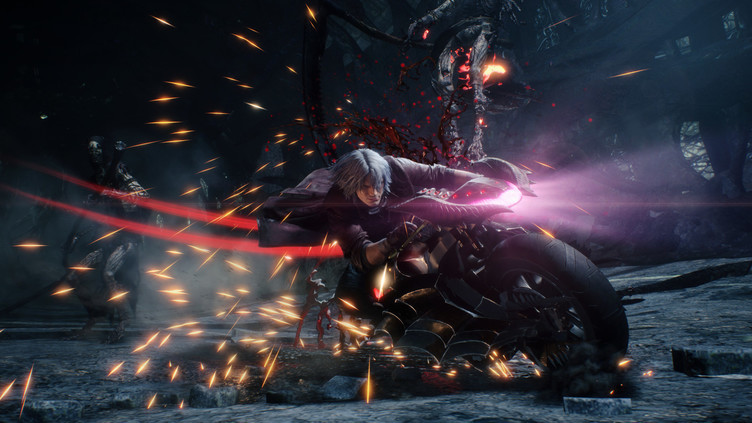 Devil May Cry 5 Screenshot 2