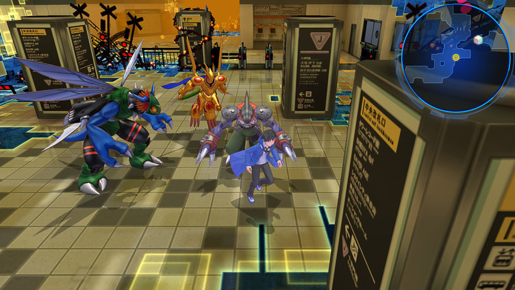 Digimon Story Cyber Sleuth: Complete Edition Screenshot 7