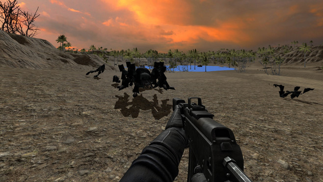 Dinosaur Hunt - Giant Spiders Hunter Expansion Pack Screenshot 1