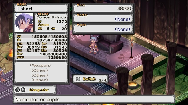 Disgaea PC: Digital Dood Edition Screenshot 1