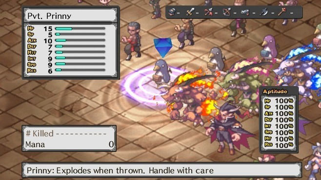 Disgaea PC: Digital Dood Edition Screenshot 12