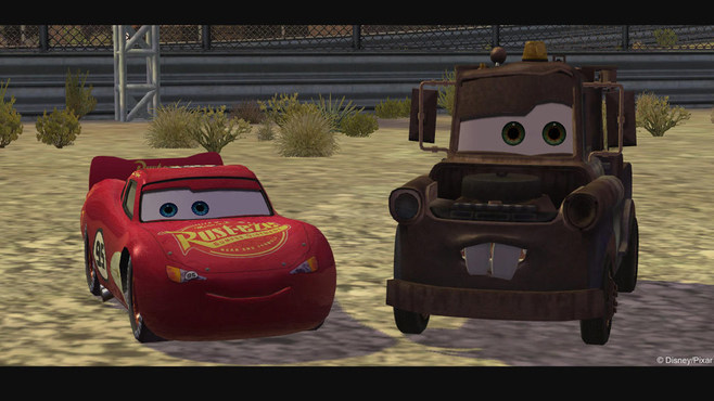 Disney Cars Classics Screenshot 1