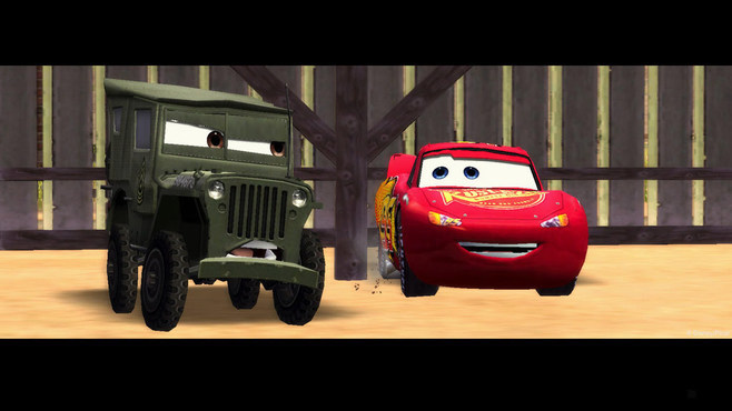 Disney Cars Classics Screenshot 2