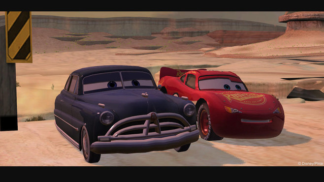 Disney Cars Classics Screenshot 3