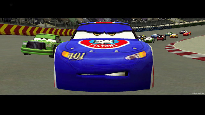 Disney Cars Classics Screenshot 5