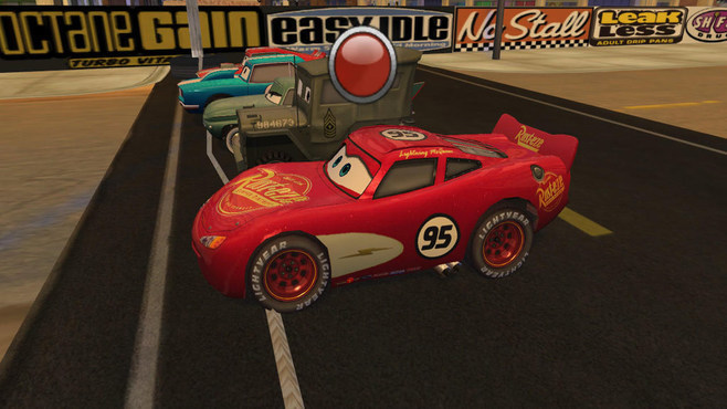 Disney Cars Classics Screenshot 8