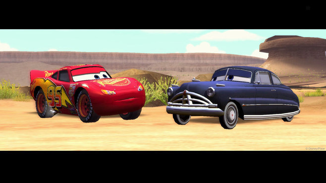 Disney Cars Classics Screenshot 9