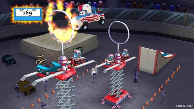 Disney Flight and Racing Screenshot 5