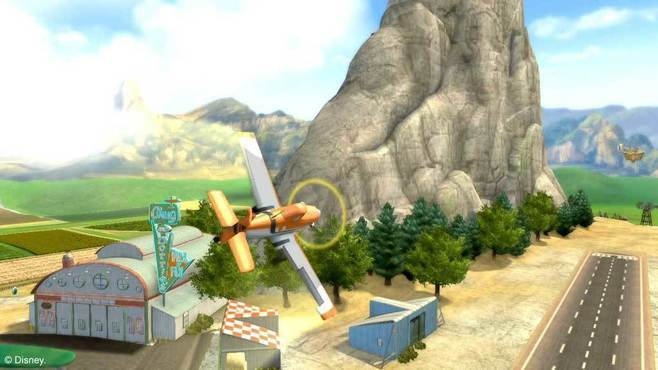 Disney Flight and Racing Screenshot 14