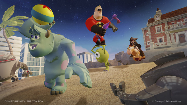 Disney Infinity 1.0: Gold Edition Screenshot 4